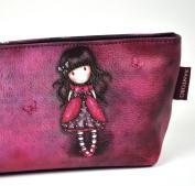 Santoro Eclectic Gorjuss Accessory Case - Ladybird Design New