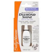 Sally Hansen Diamond Strength Shine Base and Top Coat - 13.3 ml