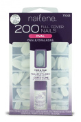 Nailene Full Cover 200 Oval Nails