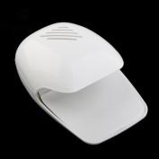 Portable Finger & Toe Fast Nail Polish Blower Dryer White