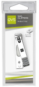 QVS Nail Clipper with In-Built Laser File