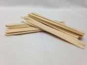 Waxing Spatulas - Thin - Box of 100