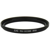 JJC RN-DC58E 58mm Thread filter Adapter for Canon PowerShot G1X MK2