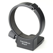 DSLRKIT High Quality Metal Tripod Mount Ring D for Canon EF 100mm f/2.8L Macro IS USM