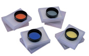 """Set of 4 telescope colour filters 31.7mm (1.25"""") The most important!!!"""