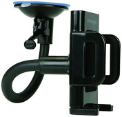 Kensington Universal Windscreen/Vent Car Mount-Black-for all Smartphones, including iPhones/Android/Windows Phones