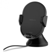 Nokia CR-201 Wireless Charging In-Car Holder for Lumia 820/920/925/930/1020/1520 - Black