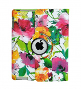 Premium PU Leather Case for iPad 2/3/4 Multi-Function PU Leather Stand /Case / Cover For, With Auto Sleep Wake Function