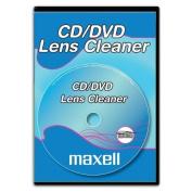 Maxell CD/DVD Lens Cleaner