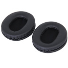 1 Pair of Replacement Ear Pads for ATH-M50 M50S M20 M30 M40 ATH-SX1 Headphone---Black