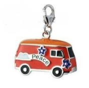 Dream Charms and Silver Jewellery Camper Van Charm