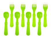 Re-Play Cutlery with Spoons and Forks