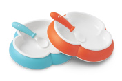 BABYBJÖRN Baby Plate and Spoon, 2-pack