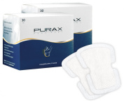 PURAX Double Pack Pure Pads Antiperspirant - Pack of 30 Pads