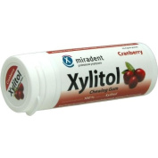 Xylitol Chewing Gum - Cranberry