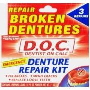 Dentemp Denture Repair Kit