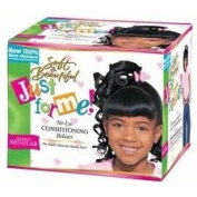 Just For Me No Lye Conditioning Crème Relaxer Regular