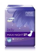 THREE PACKS of Tena Lady Maxi Night Pads