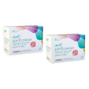 Beppy Comfort Tampons (wet) - Pack of 2 - Save £5.00
