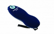 PostureLite Inflatable Lumbar Support Cushion Travel Backrest Pillow