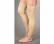 Pair of Unisex Compression Leg Support - Flight Socks - Lightweight and Breathable