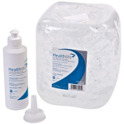 HEALTHLIFE Ultrasound Gel 5 Litres with refill bottle - Clear