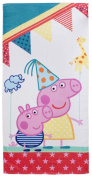 Peppa Pig Peppa Funfair Beach Towel