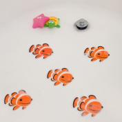 Tub Stickers, Non-slip Stickers - Clownfish