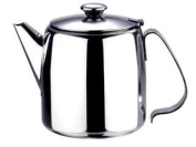 2 litre stainless steel teapot