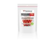 30 x PolyScience Small Vacuum Sealer Bags