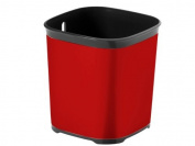 Curver URBAN Cutlery Drainer METALLIC RED/BLACK
