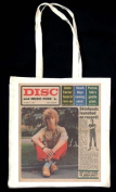 David Bowie Disc Oct 11 1969 TOTE BAG