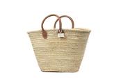 French Shopping Basket - Traditional French Style Market Basket