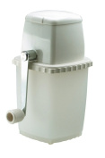 Professional Barware Rotary Action Ice Crusher Perfect for Cocktails