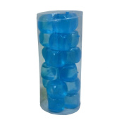 18x Reusable Ice Cubes