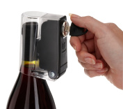 Tantalus bottle lock for home use control access to alcohol single unit