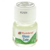 Humbrol 28ml Modelcote Varnish Bottle Gloss Cote