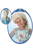 Disney Frozen Elsa Wig - One Size