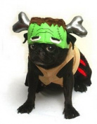 Dogs & Co Halloween A Monster Fancy Dress Dog Costume, 8-inch/ 20 cm