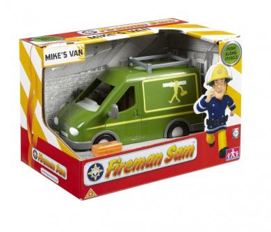 Fireman Sam Mikes Van Vehicle
