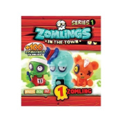ZOMLINGS IN THE TOWN ~ SERIES 1 ~ ONE PACK