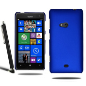 Stylish Hybrid Hard Case Cover For Nokia Lumia 625 + Screen Protector + Stylus