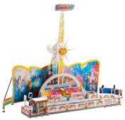 Faller H0 140429 Fairground Ride Rainbow Millennium