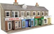 Metcalfe PO273 Stone Shop Fronts