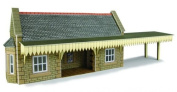 Metcalfe PN139 N Scale Stone Built Wayside Station Shelter