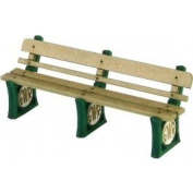 Metcalfe PO501 00/H0 G.W.R. Benches card kit :