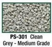 Peco PS-301 GREY MEDIUM GRADE `CLEAN` BALLAST