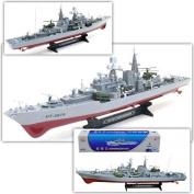HT 80cm 1:115 Destroyer Radio Remote Control R/C Boat BattleShip Smasher Destrory