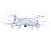 Syma X5C Explorers 2.4G 4CH RC Quadcopter With Gyro/ Flash Lights, A 360-degree 3D Helicopters With HD Camera