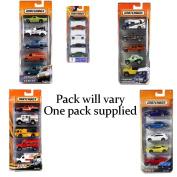 Matchbox 5 Vehicle Pack